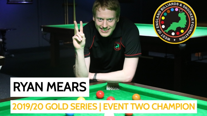 WEBSF Gold Series Event 1 Winner - 2019-20